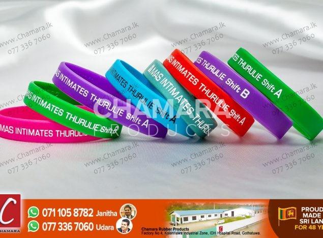 personalised tyvek wristbands