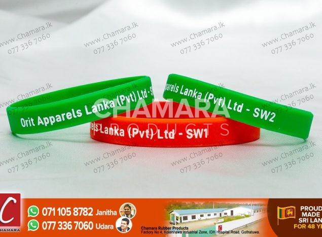 customized wrist bands