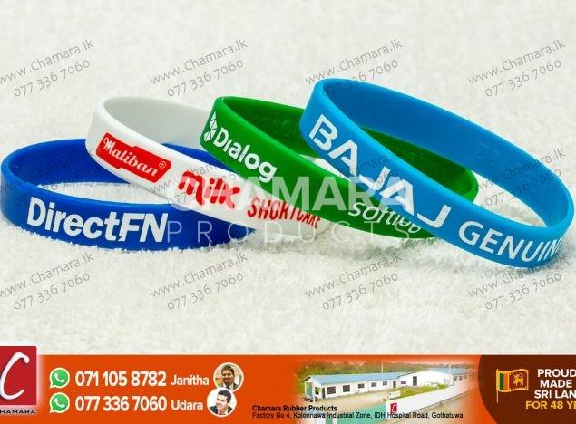 rubber bracelets bulk