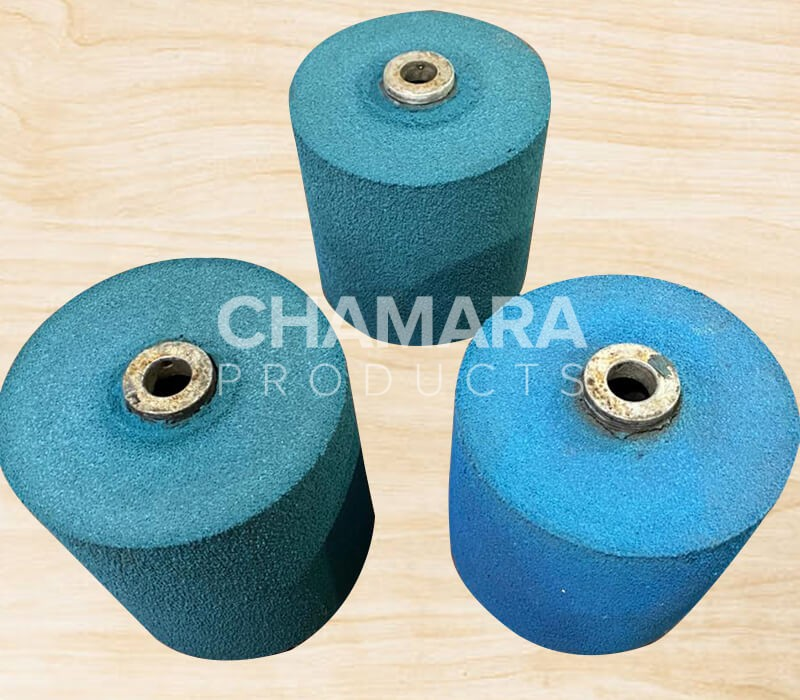 Label Pasting Rollers